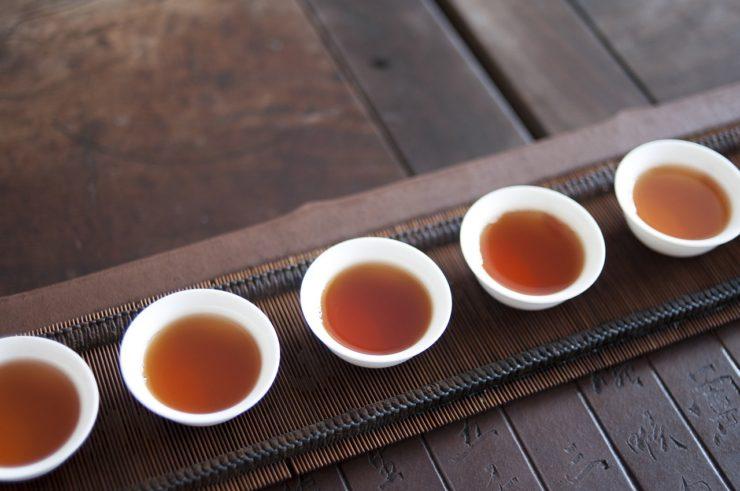 odrůdy čínského čaje