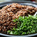 Jak vařit pohanku + recept