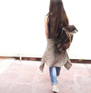 Luxusní batoh do města