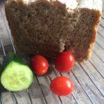 Jednoduchý chléb z domácí pekárny