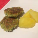 Brokolicové placičky bez lepku