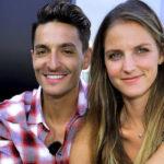 Bouřlivák Michal Hrdlička se zasnoubil s tenistkou Karolínou Plíškovou