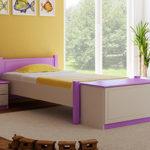 Dětská postel ovlivní velkou část lidského života